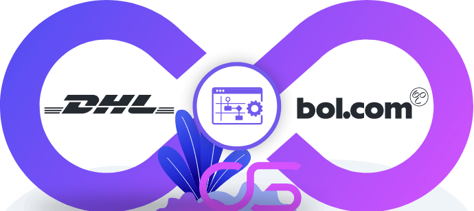 koeriersdienst DHL met bol.com integreren