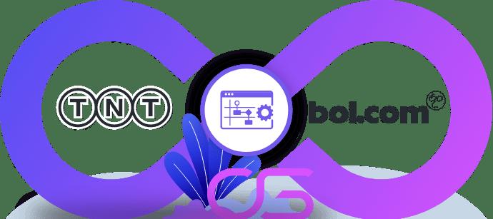 TNT automatiseren met Bol.com