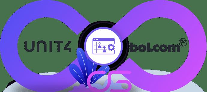 Unit4 ERP integereren met Bol.com