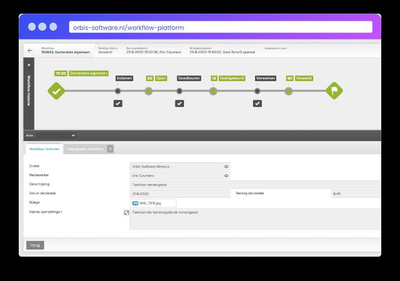 Workflow Platform 1