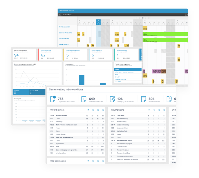 Workflow Platform 5