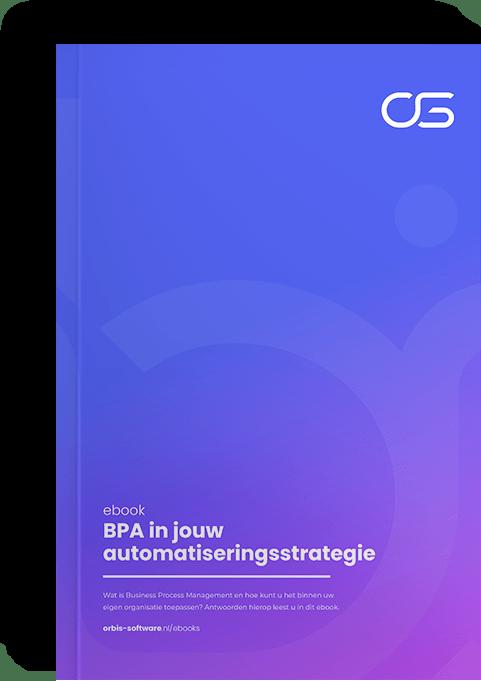 ebook BPA in jouw automatiseringsstrategie