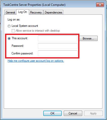 Exact Globe Integration Tool - Standaardinstellingen voor integration tool stappen met print output. 1