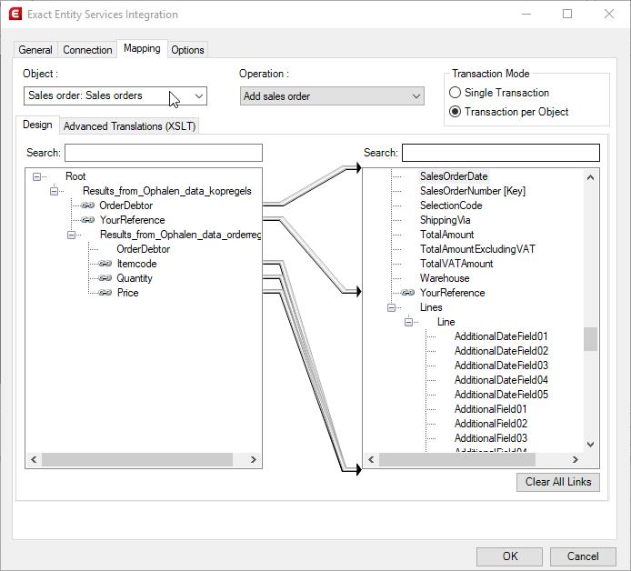 Integration Tools – Taakopzet voor Integration Tool stappen met meerlaags data 5