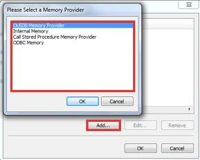 Gebruik geheugen in BPA Platform stappen 2