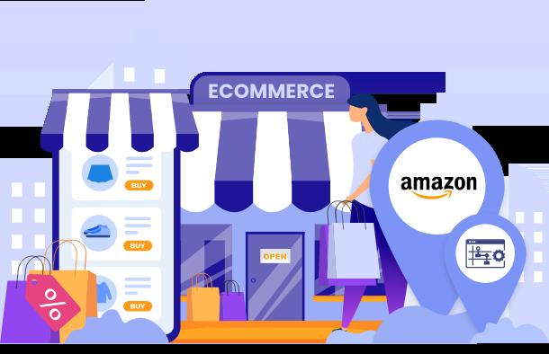 amazon marketplace integratie
