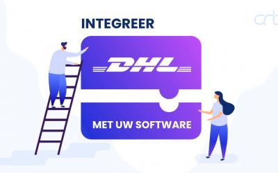 DHL integratie