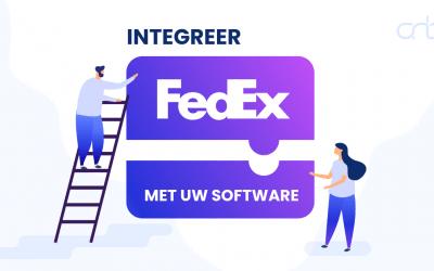 FedEx integratie