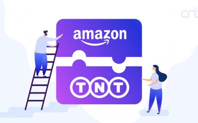 TNT – Amazon integratie