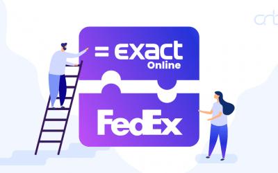 FedEx – Exact Online Integratie