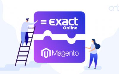 Exact Online – Magento Integratie