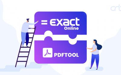 Exact Online – PDF Tool Integratie