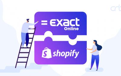 Exact Online – Shopify Integratie