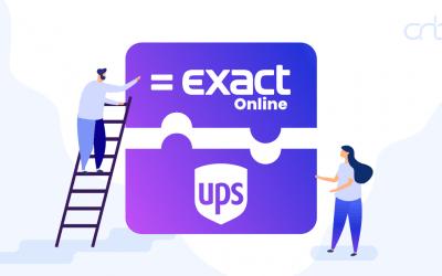 UPS – Exact Online integratie