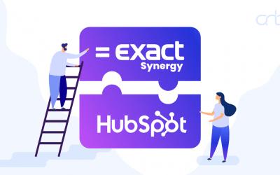 Exact Synergy – HubSpot Integratie