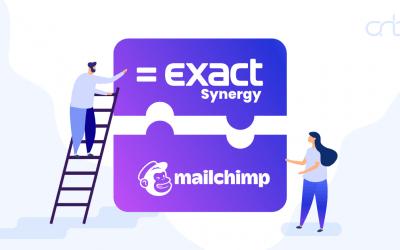 Mailchimp – Exact Synergy Integratie