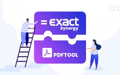 Exact Synergy – PDF Tool Integratie