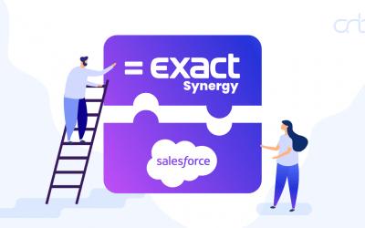 Exact Synergy – Salesforce Integratie