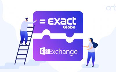 Exact Globe – MS Exchange Integratie