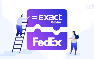 FedEx – Exact Globe Integratie