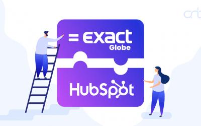 Exact Globe – HubSpot Integratie