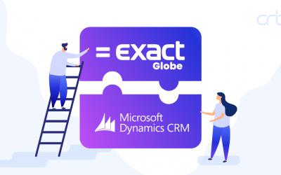 Exact Globe – Microsoft Dynamics CRM Integratie