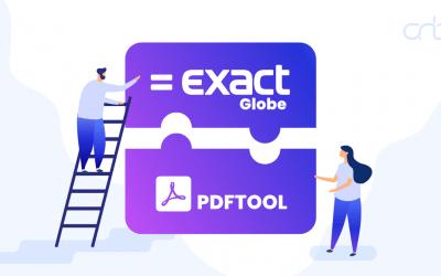 Exact Globe – PDF Tool Integratie