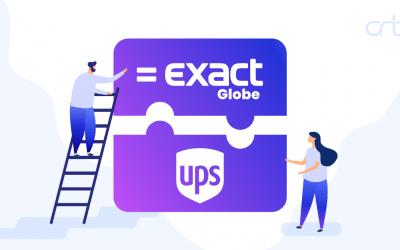 UPS – Exact Globe integratie