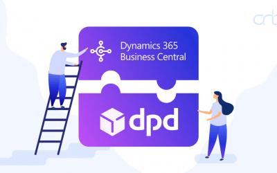DPD – Microsoft Dynamics 365 Business Central Integratie