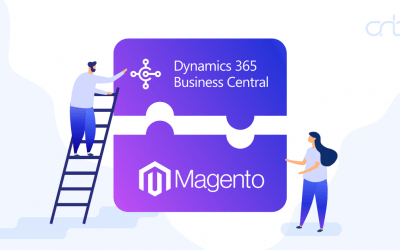 Microsoft Dynamics 365 Business Central – Magento Integratie