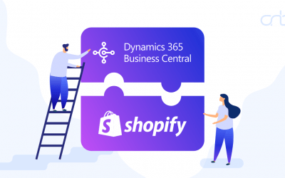 Microsoft Dynamics 365 Business Central – Shopify Integratie
