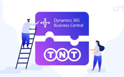 TNT – Microsoft Dynamics 365 Business Central integratie