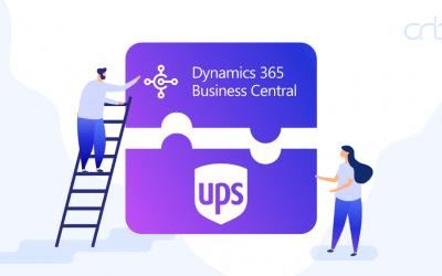 UPS – Microsoft Dynamics 365 Business Central integratie