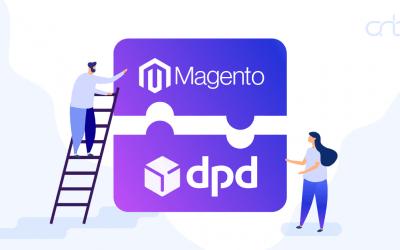 DPD – Magento Integratie