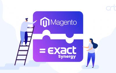Magento – Exact Synergy Integratie