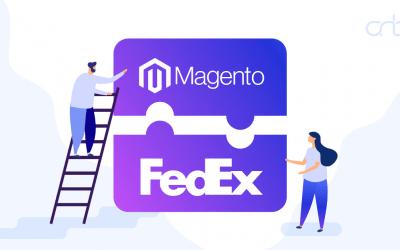 FedEx – Magento Integratie