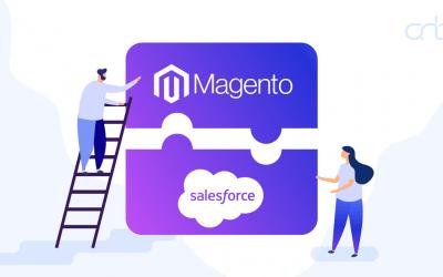 Magento – Salesforce Integratie