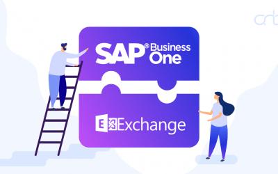 SAP Business One – MS Exchange integratie