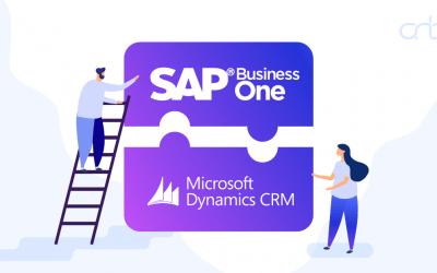 SAP Business One – Microsoft Dynamics CRM integratie
