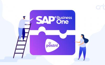 PostNL – SAP Business One integratie