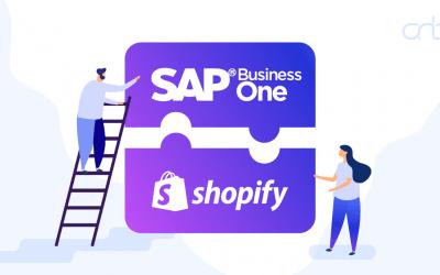 SAP Business One – Shopify integratie