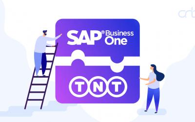 TNT – SAP Business One integratie