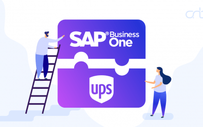UPS – SAP Business One integratie
