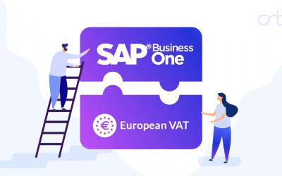 SAP Business One – BTW validatie integratie