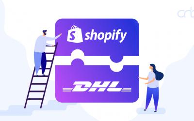 DHL – Shopify Integratie
