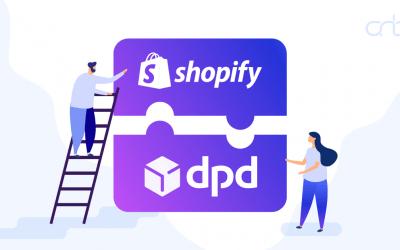 DPD – Shopify Integratie