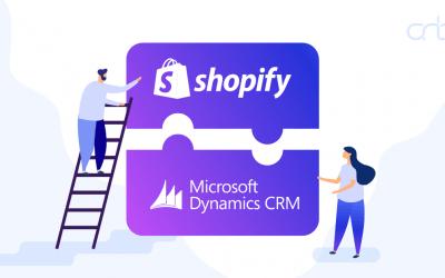 Shopify – Microsoft Dynamics CRM integratie