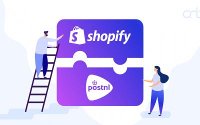 PostNL – Shopify integratie