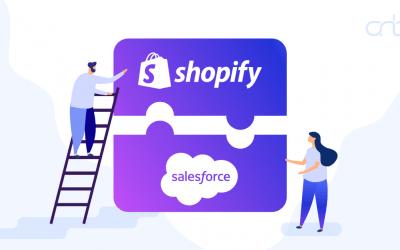 Shopify – Salesforce integratie