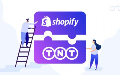 TNT – Shopify integratie